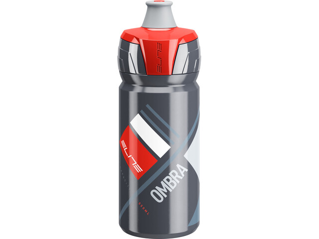 Elite Ombra Bidón 0.5 l, grey/red